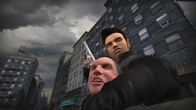 Claude в GTA 4