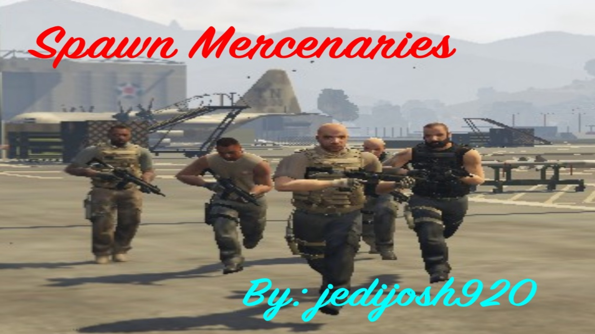 Spawn Mercenaries