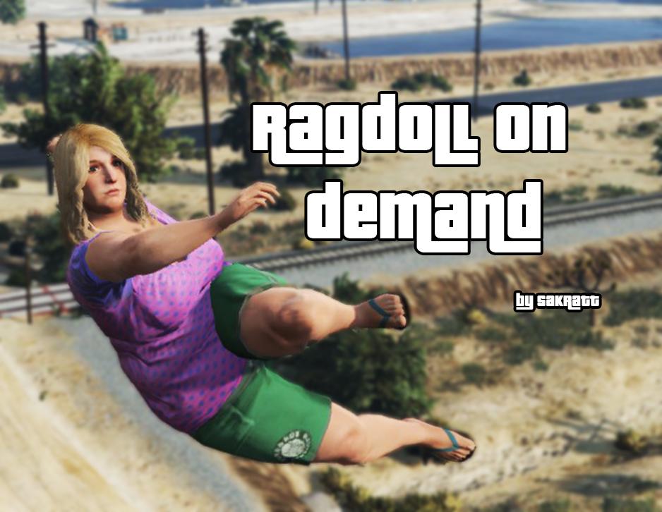 Ragdoll/Limp On Demand (ватность/хромота по требованию)