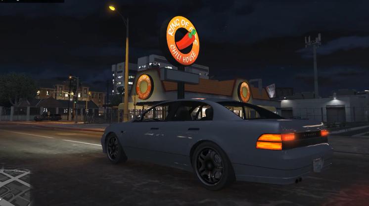 Turn Signals ручное управление поворотниками в GTA 5