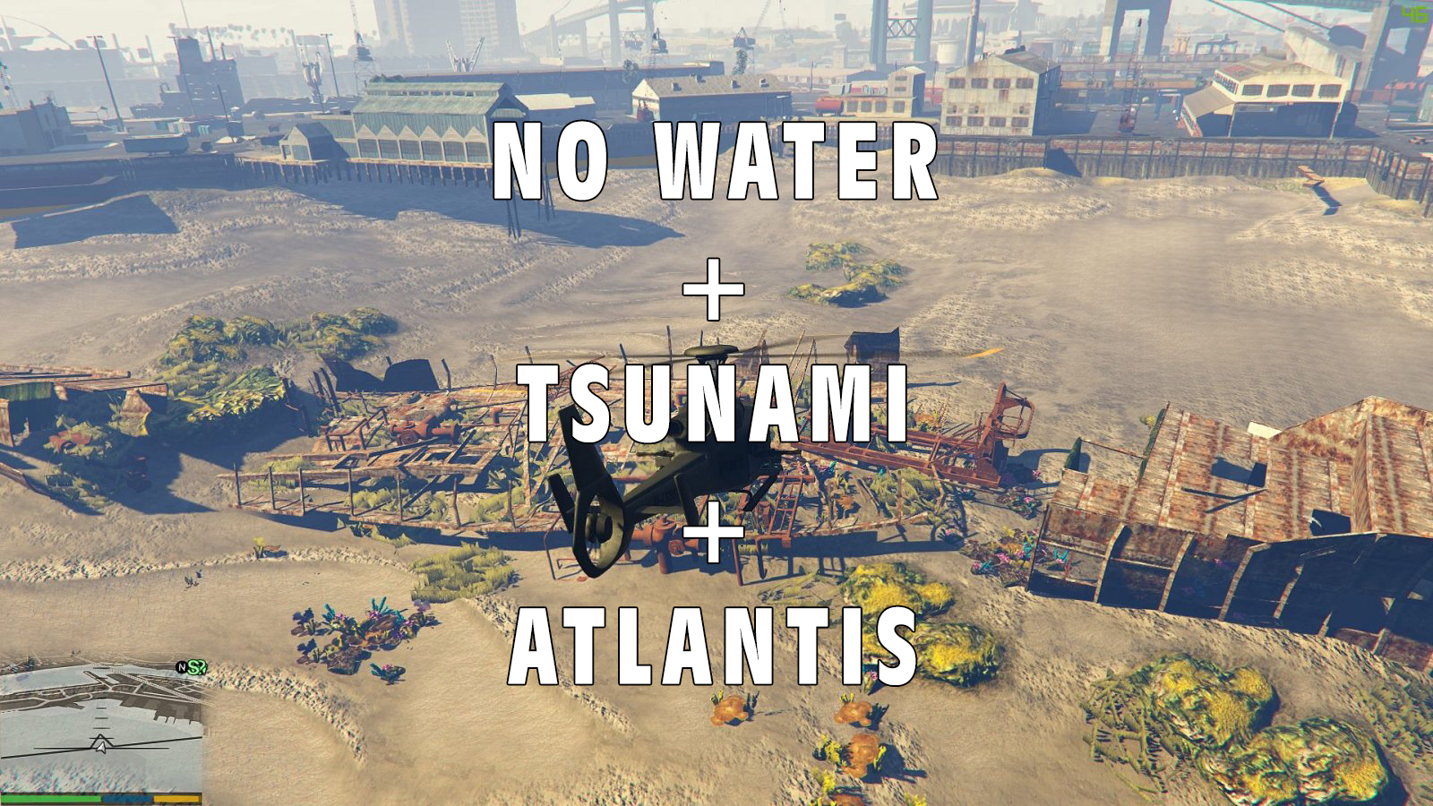 Tsunami/No Water