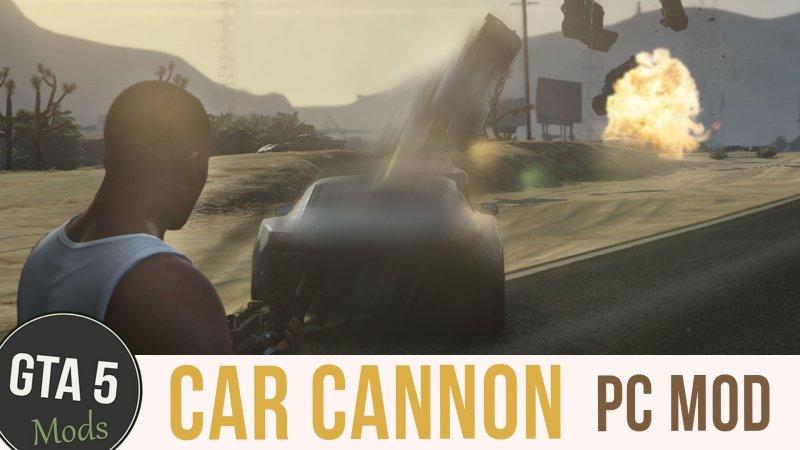 Vehicle Cannon
