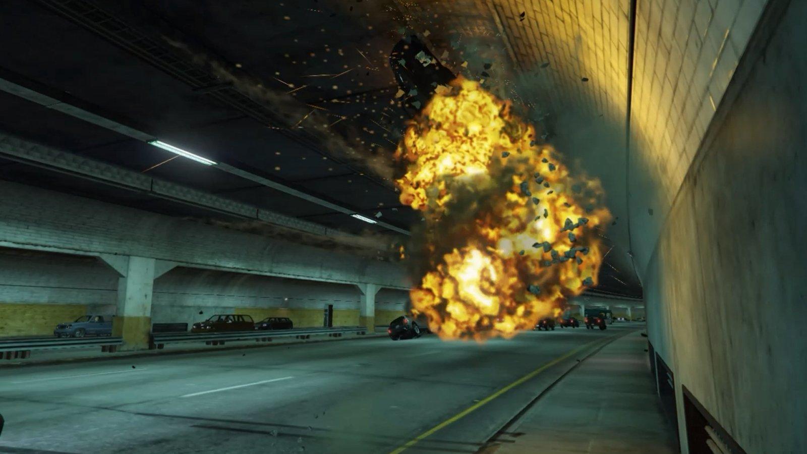 Mayhem / Carmageddon Mod – беспредел и хаос в GTA 5