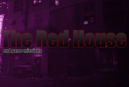 скачать мод The Red House для гта 5 - фото 4