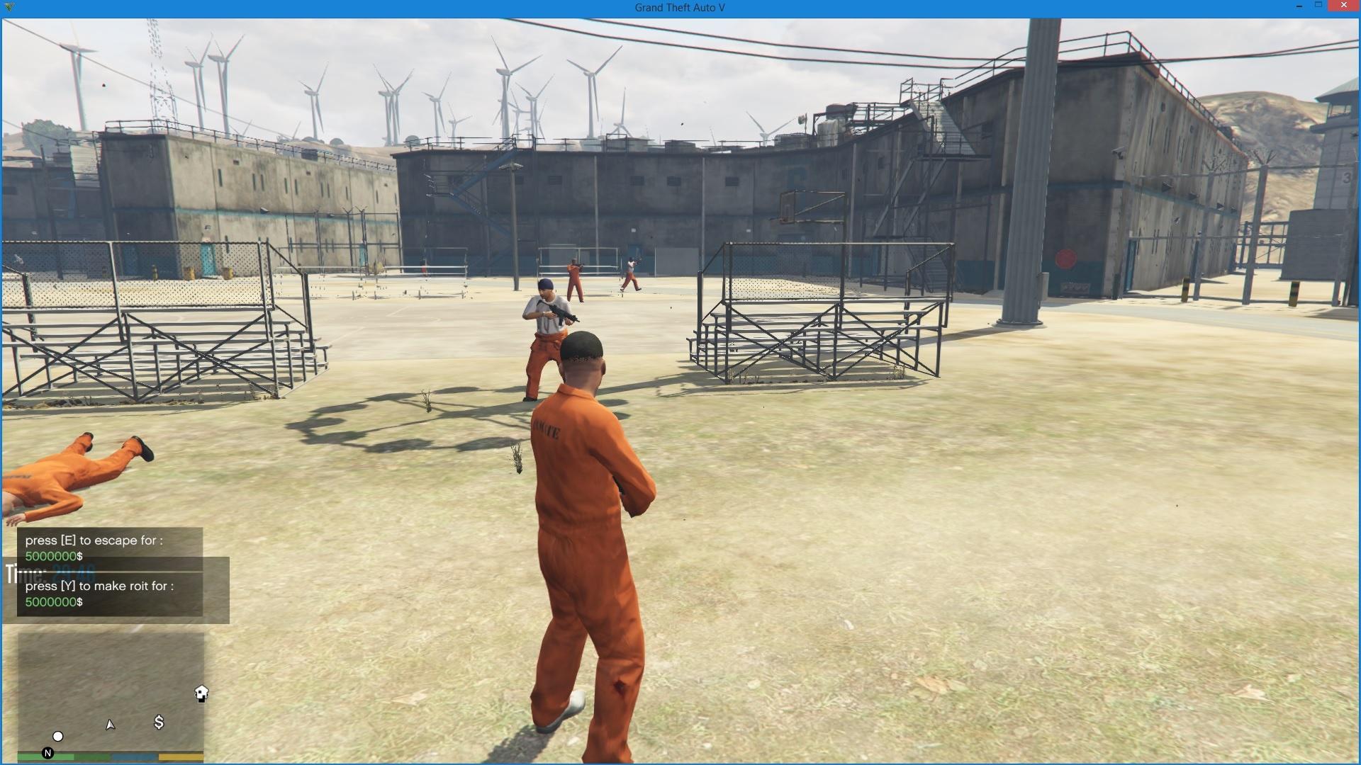 Prison Mod