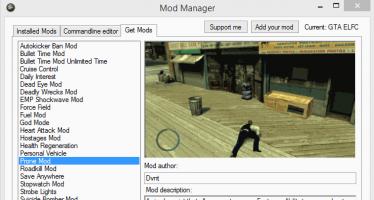 Mod Manager V2