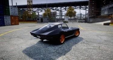 GTA V Coquette Classic