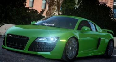 Audi R8 Rotiform BLQ