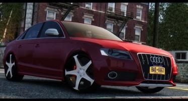 Audi S4 FF Edition