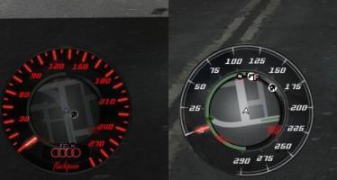 SpeedoIV 320 kmh