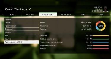 Сохранение GTA 5
