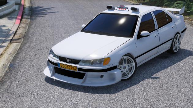 Peugeot Taxi