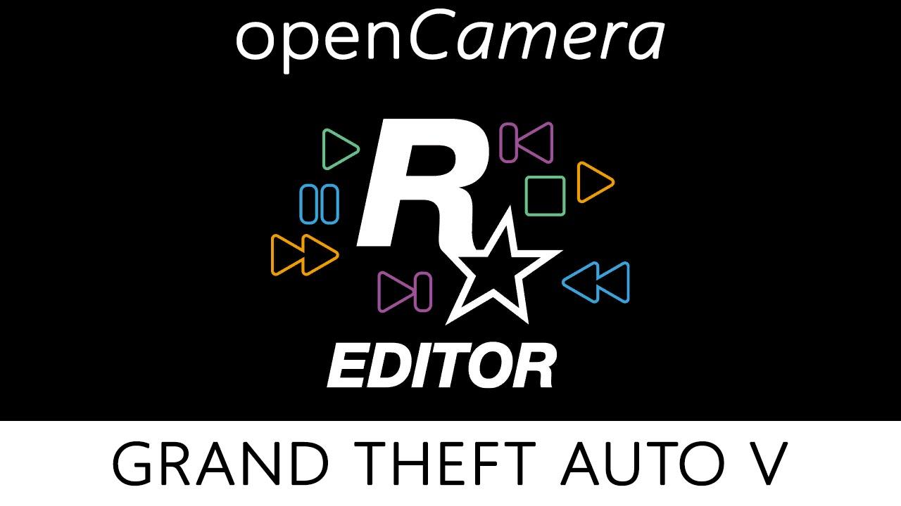 OpenCamera — плагин для свободной камеры в редакторе Rockstar