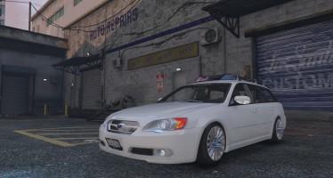 Subaru Legacy Touring Wagon BP5