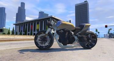 Honda CB 1800 Cafe Racer