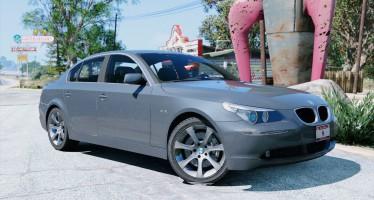 BMW E60 525d 2006