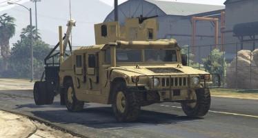 M1116 Humvee Up-Armored