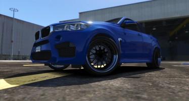 BMW X6M F16