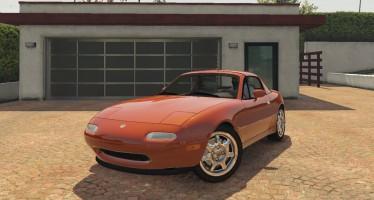 Mazda Miata MX-5 1997