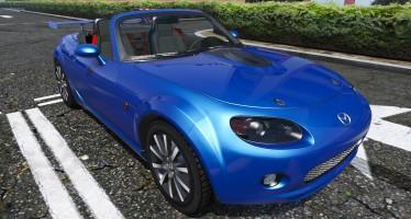Mazda MX-5 Roadster 2007