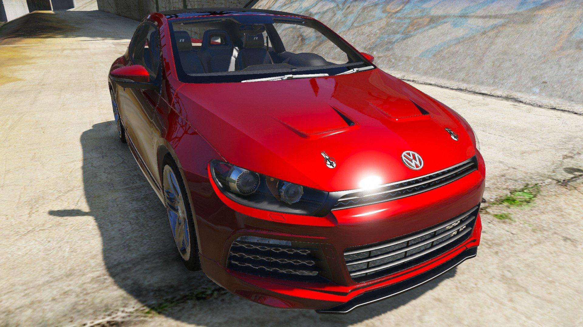 Volkswagen Scirocco R III Typ 13 2011