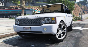 Range Rover Supercharged 2010