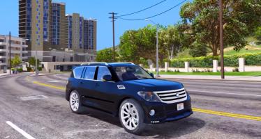 Nissan Patrol Impul