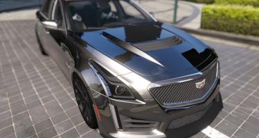 Cadillac CTS-V