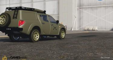 Portuguese Army Mitsubishi