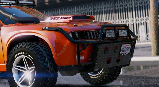 Dodge Challenger - Raid