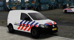 Volkswagen Caddy Dutch Police