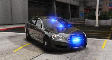 Unmarked Impala