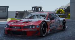 JGTC Nissan Skyline GT-R R34
