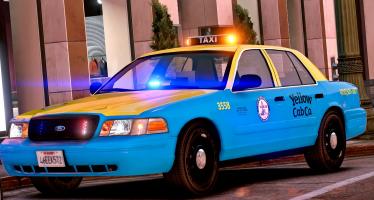 Taxi CVPI