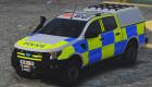 Police Ford Ranger