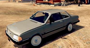Моды для GTA 5 Ford Del Rey