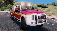 Ford F250 FDNY Brush Truck