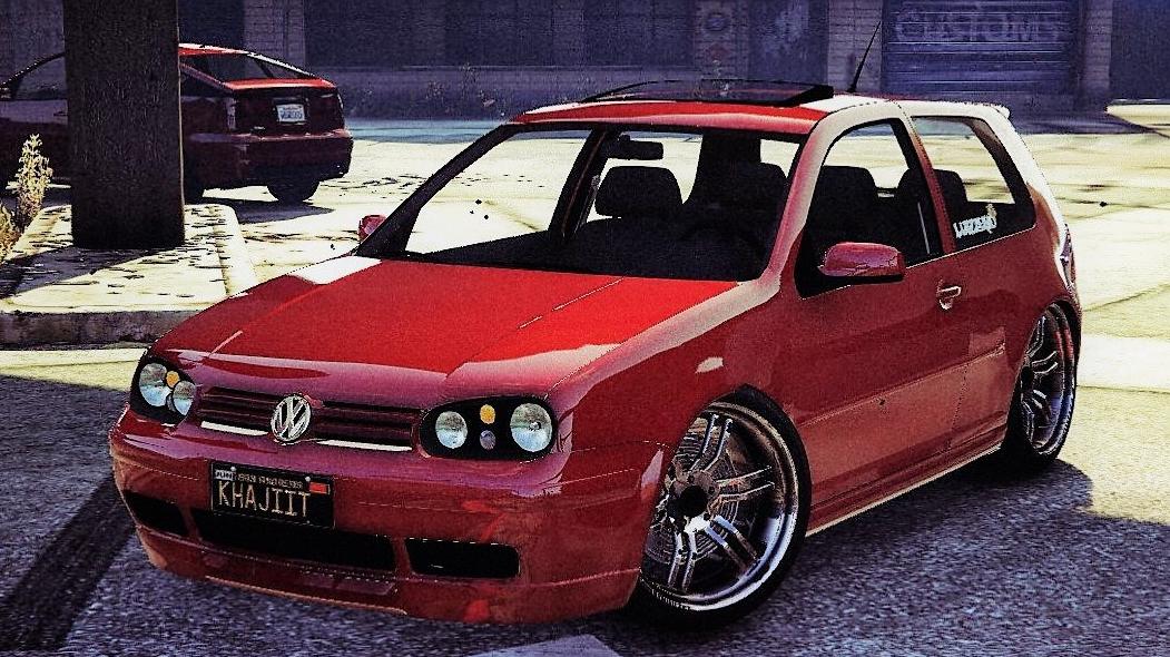 Volkswagen Golf VR6 2003
