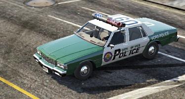 Chevrolet Caprice 9C1