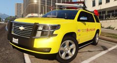 2015 Chevrolet Tahoe Lifeguard