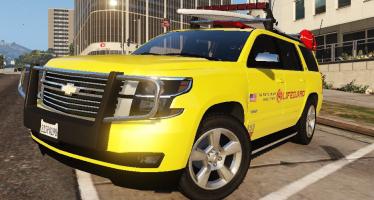 Chevrolet Tahoe Lifeguard