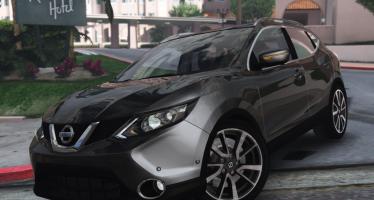 2016 Nissan Qashqai для GTA 5