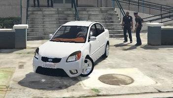 Kia Rio II