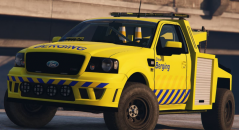 Ford S331 Dutch Towtruck
