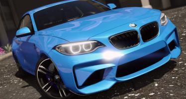 2016 BMW M2 для GTA 5