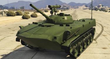 BMD-1 для GTA 5