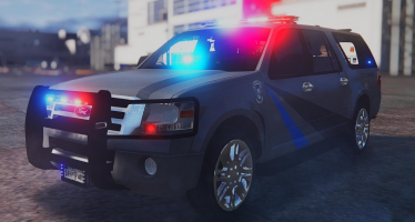 2010 Ford Expedition - State Troopers для GTA 5