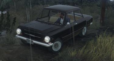 ZAZ-968 для GTA 5