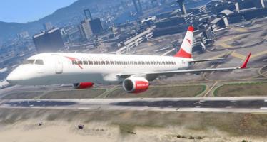 Embraer E195 для GTA 5