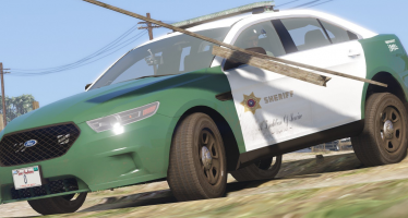 2016 FPIS San Andreas Sheriff's Department для GTA 5